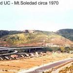 West end of University City, Mt. Soledad Area, 1970